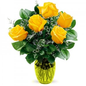 "Bouquet ""Yellow"""